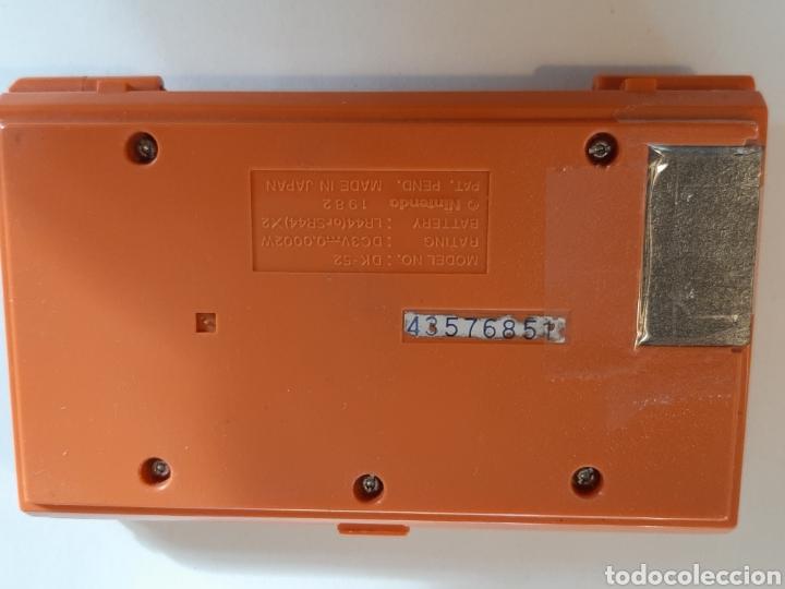 Videojuegos y Consolas Nintendo 2DS: NINTENDO DONKY KONG AÑOS 80 COLOR NARANJA - Foto 2 - 183815980
