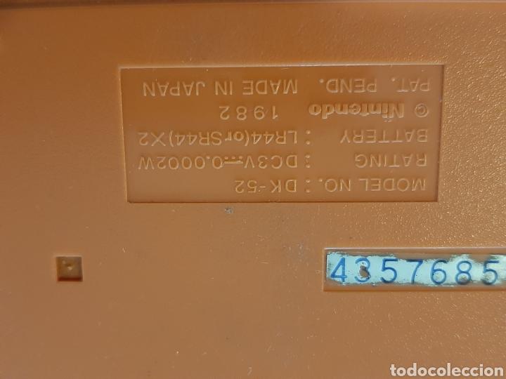 Videojuegos y Consolas Nintendo 2DS: NINTENDO DONKY KONG AÑOS 80 COLOR NARANJA - Foto 3 - 183815980