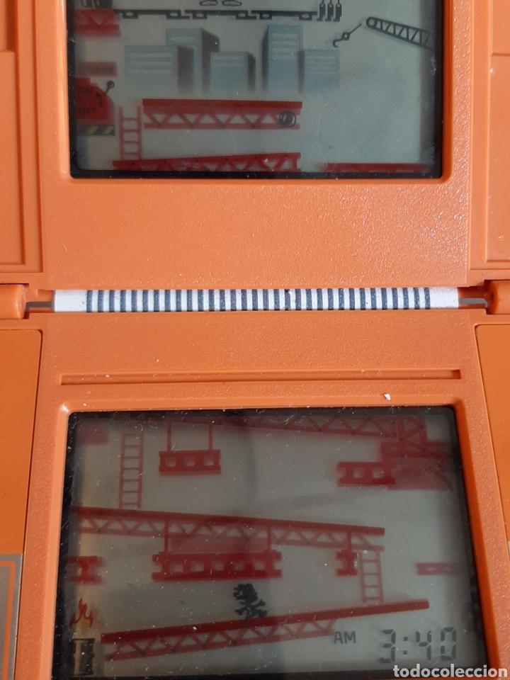 Videojuegos y Consolas Nintendo 2DS: NINTENDO DONKY KONG AÑOS 80 COLOR NARANJA - Foto 7 - 183815980