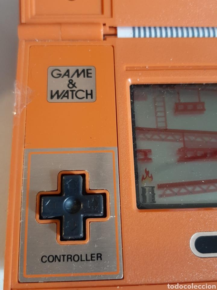Videojuegos y Consolas Nintendo 2DS: NINTENDO DONKY KONG AÑOS 80 COLOR NARANJA - Foto 9 - 183815980