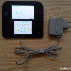 Videojuegos y Consolas Nintendo 2DS: CONSOLA NINTENDO 2DS + CARGADOR. Lote 184571610