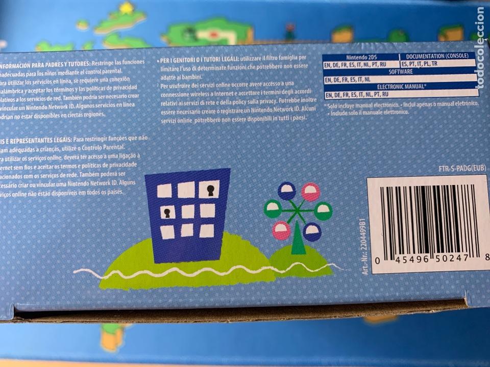 Videojuegos y Consolas Nintendo 2DS: Nintendo 2DS Tomadachi life ROSA NUEVA A ESTRENAR - Foto 4 - 201341207