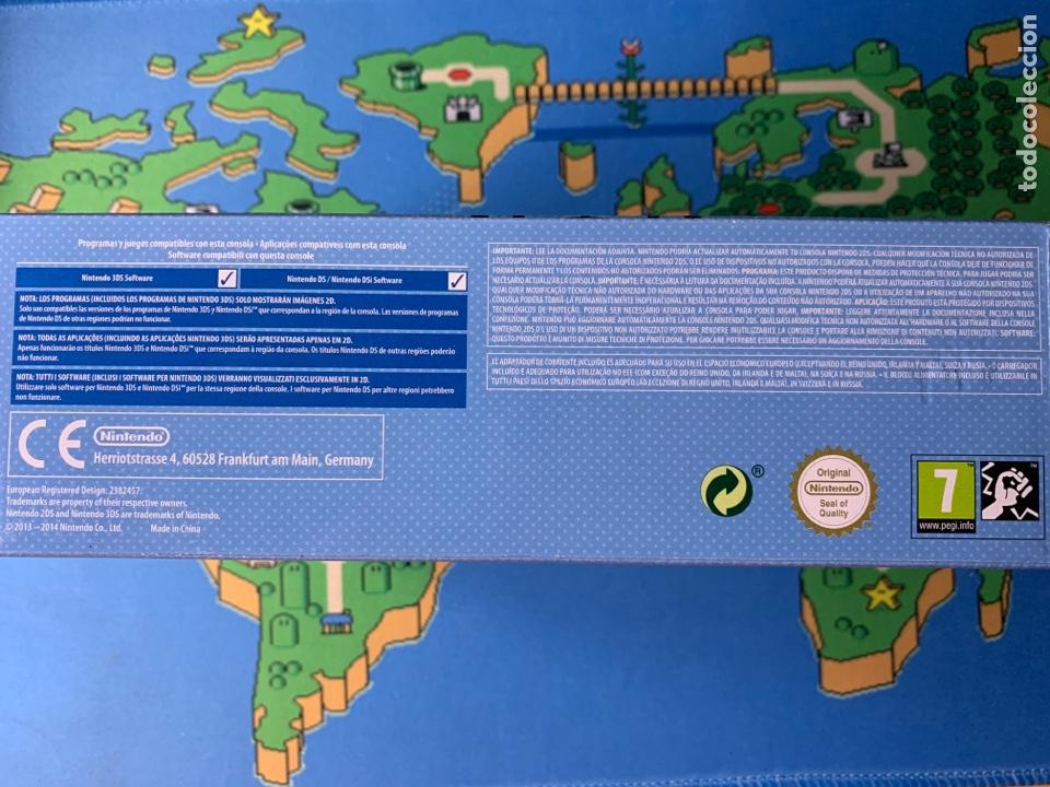 Videojuegos y Consolas Nintendo 2DS: Nintendo 2DS Tomadachi life ROSA NUEVA A ESTRENAR - Foto 6 - 201341207