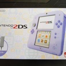 Videojuegos y Consolas Nintendo 2DS: 2DS VIOLETA JAP. Lote 205313058