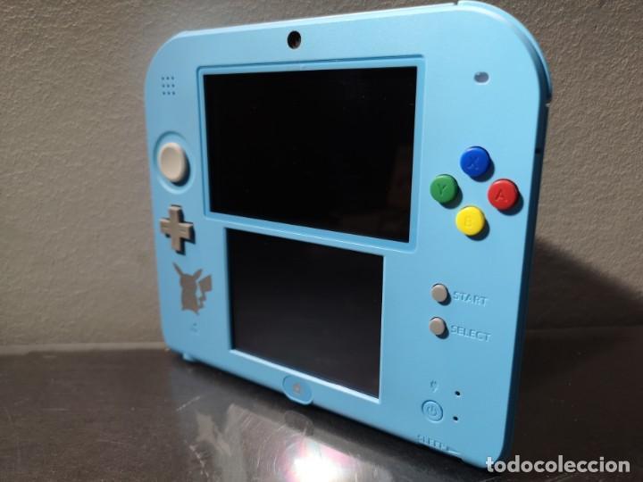 Videojuegos y Consolas Nintendo 2DS: Nintendo 2ds pokémon sun caja - Foto 23 - 214430646