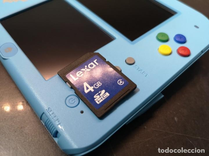 Videojuegos y Consolas Nintendo 2DS: Nintendo 2ds pokémon sun caja - Foto 25 - 214430646