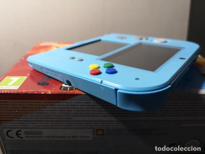 Videojuegos y Consolas Nintendo 2DS: Nintendo 2ds pokémon sun caja - Foto 26 - 214430646