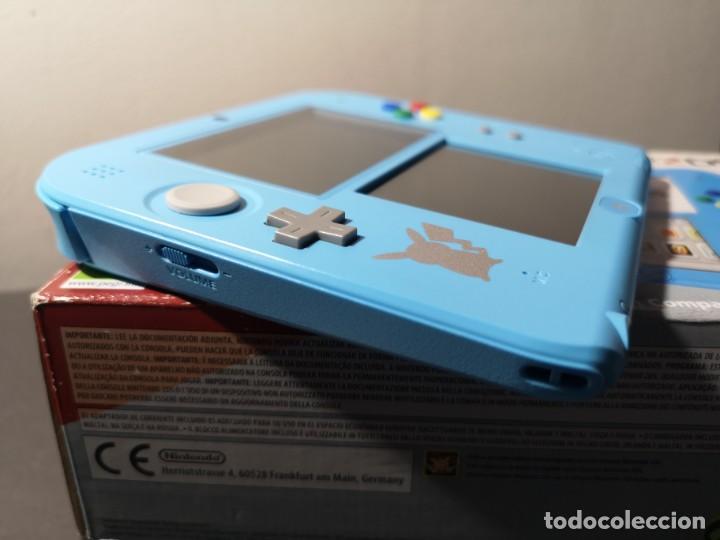 Videojuegos y Consolas Nintendo 2DS: Nintendo 2ds pokémon sun caja - Foto 28 - 214430646