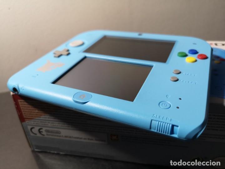 Videojuegos y Consolas Nintendo 2DS: Nintendo 2ds pokémon sun caja - Foto 29 - 214430646
