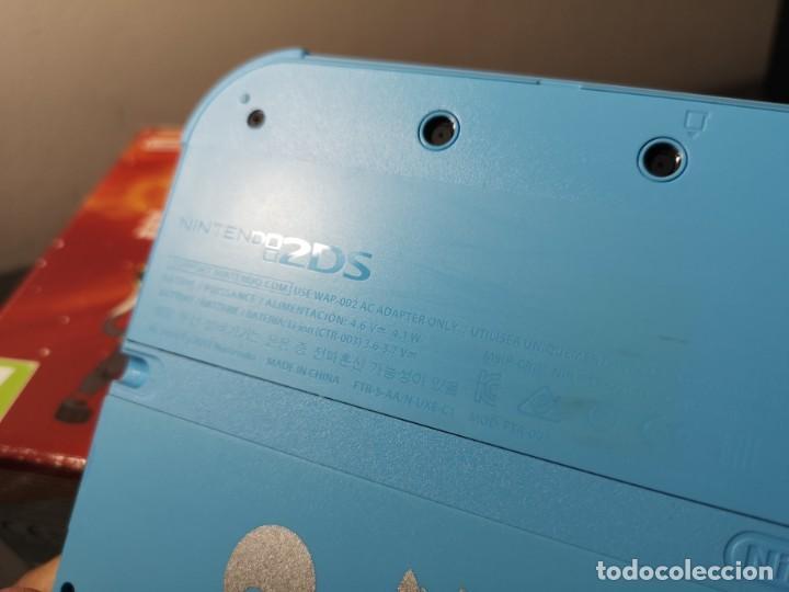 Videojuegos y Consolas Nintendo 2DS: Nintendo 2ds pokémon sun caja - Foto 31 - 214430646