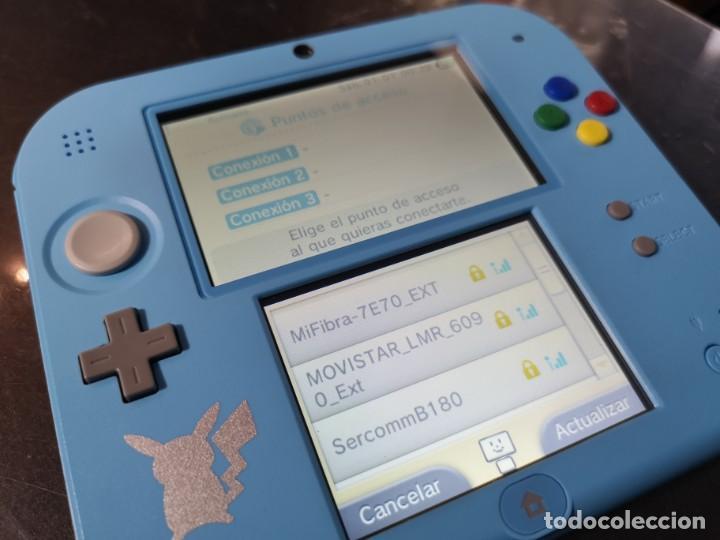 Videojuegos y Consolas Nintendo 2DS: Nintendo 2ds pokémon sun caja - Foto 32 - 214430646