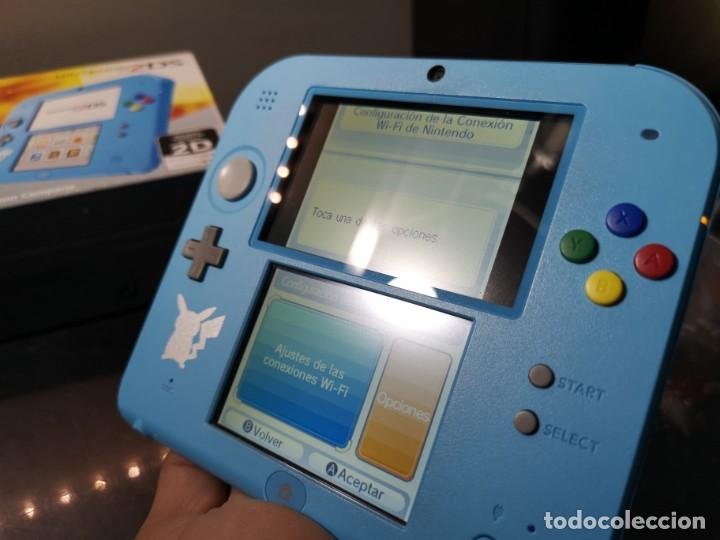Videojuegos y Consolas Nintendo 2DS: Nintendo 2ds pokémon sun caja - Foto 33 - 214430646