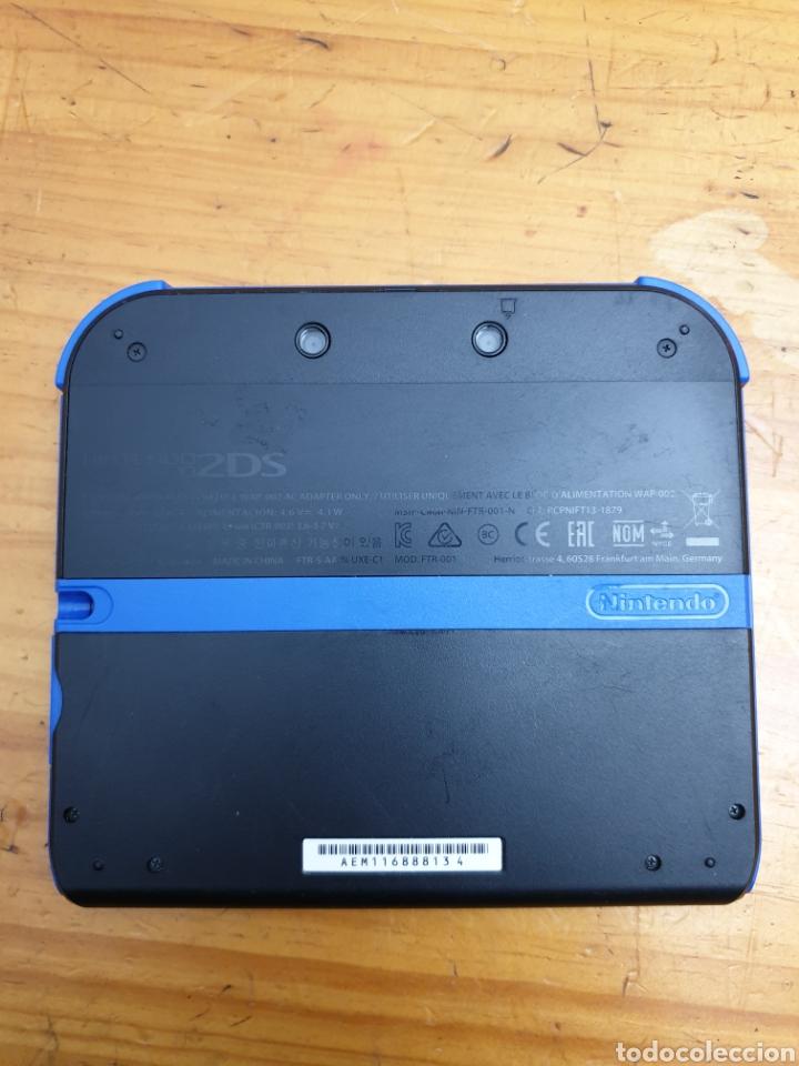 Videojuegos y Consolas Nintendo 2DS: NINTENDO 2DS - Foto 4 - 219328943