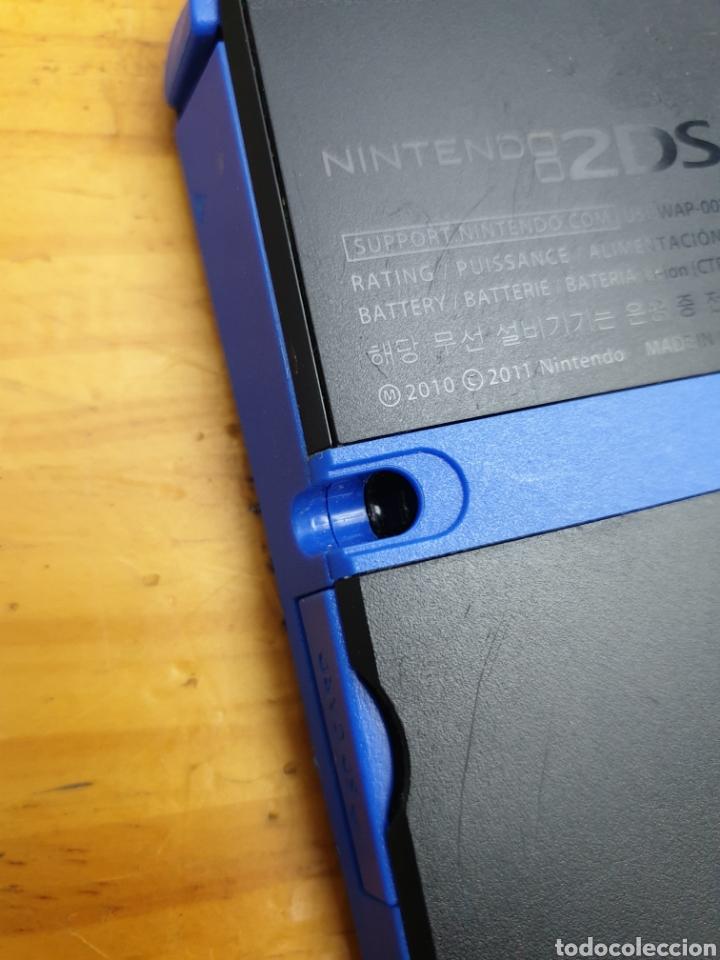 Videojuegos y Consolas Nintendo 2DS: NINTENDO 2DS - Foto 5 - 219328943