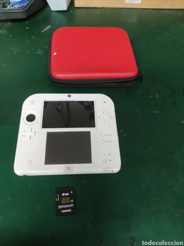 Videojuegos y Consolas Nintendo 2DS: Nintendo 2d - Foto 3 - 241669500