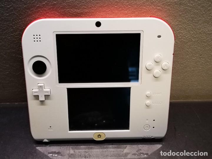 NINTENDO 2DS BLANCA (Juguetes - Videojuegos y Consolas - Nintendo - 2DS)