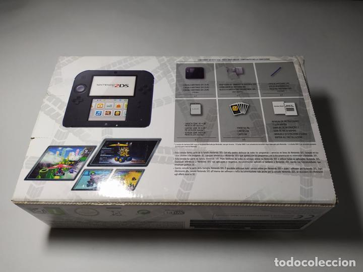 Videojuegos y Consolas Nintendo 2DS: Consola Nintendo 2DS + Mario Kart 7 ( sin cargador) - Envio certificado 4 euros ! - Foto 2 - 254750210