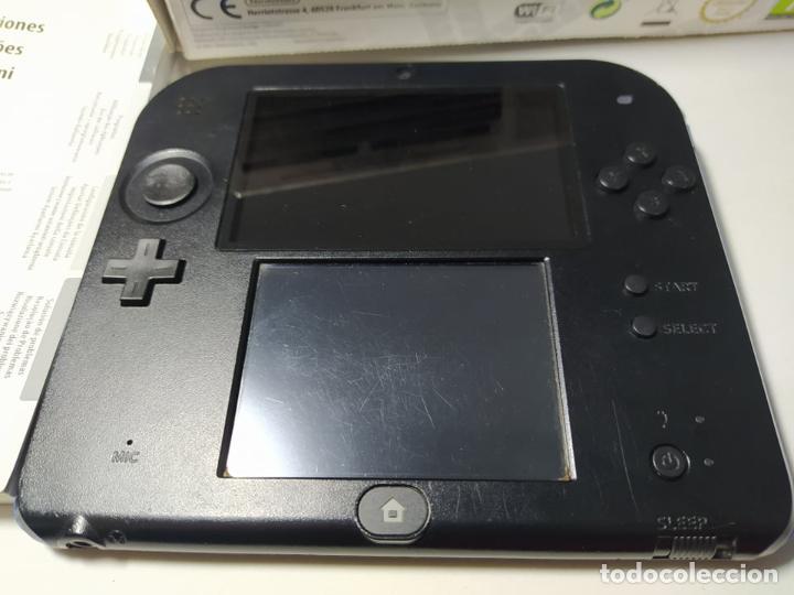 Videojuegos y Consolas Nintendo 2DS: Consola Nintendo 2DS + Mario Kart 7 ( sin cargador) - Envio certificado 4 euros ! - Foto 9 - 254750210