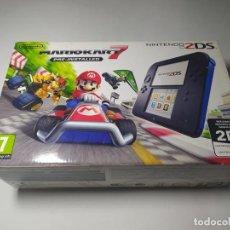 Videojuegos y Consolas Nintendo 2DS: CONSOLA NINTENDO 2DS + MARIO KART 7 ( SIN CARGADOR) - ENVIO CERTIFICADO 4 EUROS !. Lote 254750210