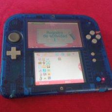 Videojuegos y Consolas Nintendo 2DS: CONSOLA NINTENDO 2DS EDICION ZAFIRO ALFA. Lote 257689375