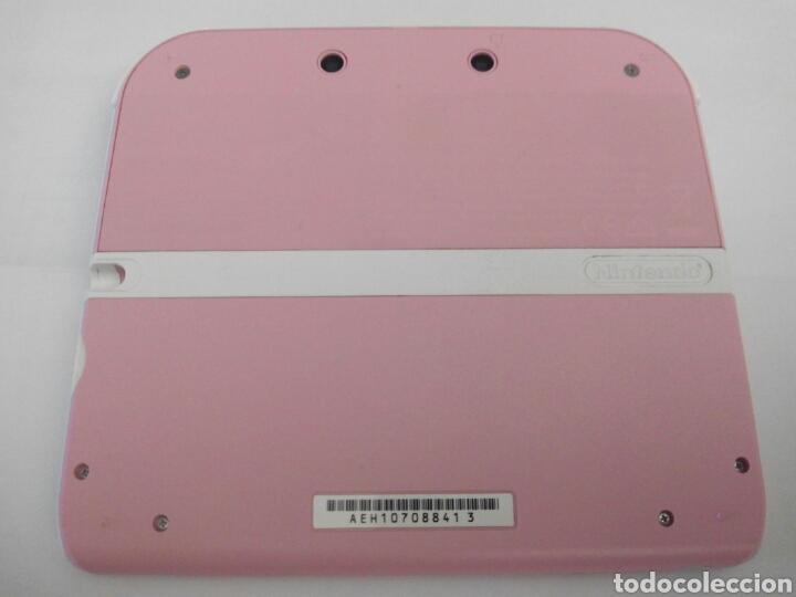 Videojuegos y Consolas Nintendo 2DS: Nintendo 2ds rosa para reparar o piezas - Foto 2 - 271083263