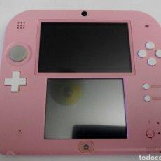 Videojuegos y Consolas Nintendo 2DS: NINTENDO 2DS ROSA PARA REPARAR O PIEZAS. Lote 271083263