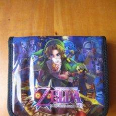 Videojuegos y Consolas Nintendo 2DS: FUNDA NINTENDO 2DS LEGEND OF ZELDA MAJORA MASK. Lote 277854713