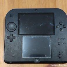 Videojuegos y Consolas Nintendo 2DS: CONSOLA NINTENDO 2DS , ENCIENDE LUZ AZUL PERO NO FUNCIONA. Lote 280848183