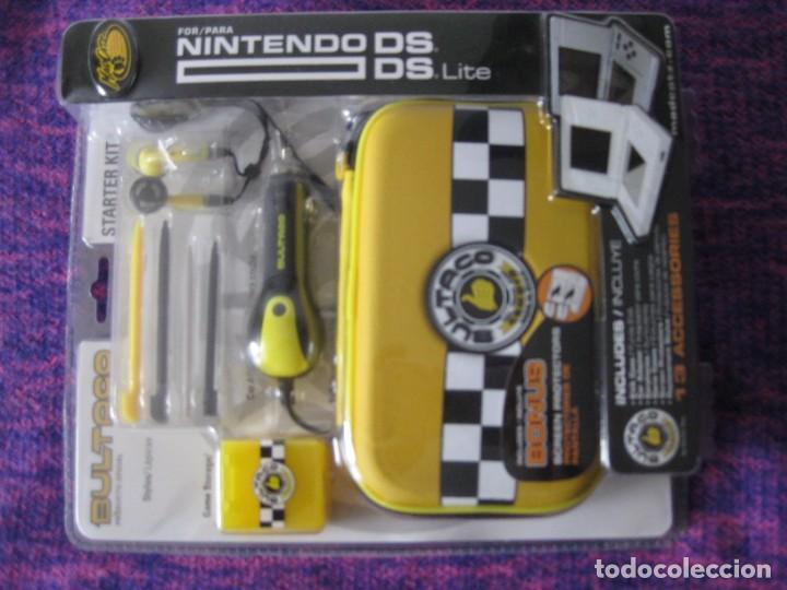 ACCESORIOS DS LITE,BULTACO (Juguetes - Videojuegos y Consolas - Nintendo - 2DS)