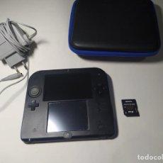 Videojuegos y Consolas Nintendo 2DS: CONSOLA NINTENDO 2DS + FUNDA + NEW MARIO 2. Lote 288169128