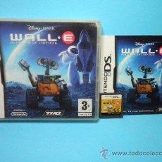 Videojuegos y Consolas Nintendo 3DS XL: DS WALL-E BATALLON DE LIMPIEZA DSI - LITE - DSI - 3DS - XL. Lote 35697510