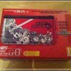 Videojuegos y Consolas Nintendo 3DS XL: CONSOLA 3DS XL ED. SUPER SMASH BROS. Lote 229185260