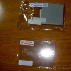 Videojuegos y Consolas Nintendo 3DS XL: PROTECTOR SUPERIOR E INFERIOR PARA NINTENDO 3DS XL. Lote 54724122