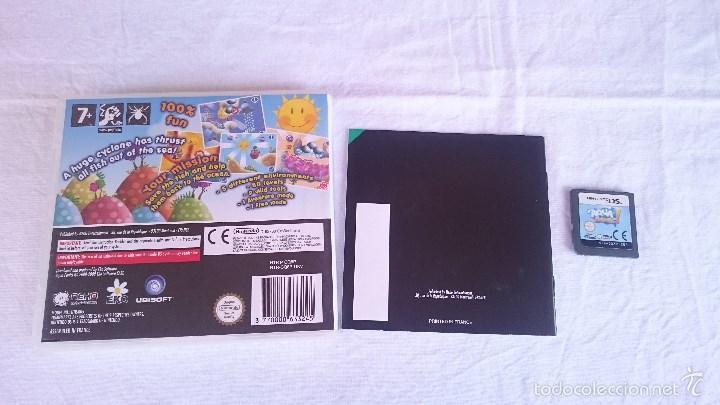 Videojuegos y Consolas Nintendo 3DS XL: JUEGO COMPLETO AQUA PANIC NINTENDO DS DSI 2DS 3DS XL PAL UK INGLÉS - Foto 2 - 57256322