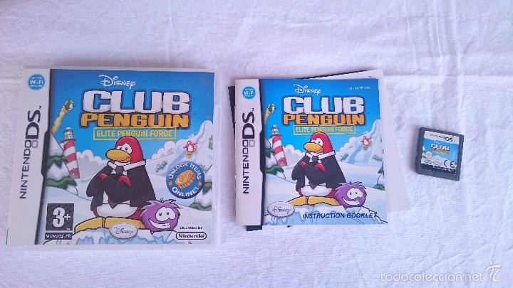 DISNEY CLUB PENGUIN ELITE PENGUIN FORCE NINTENDO DS DSI 2DS 3DS XL PAL UK INGLÉS (Juguetes - Videojuegos y Consolas - Nintendo - 3DS XL)