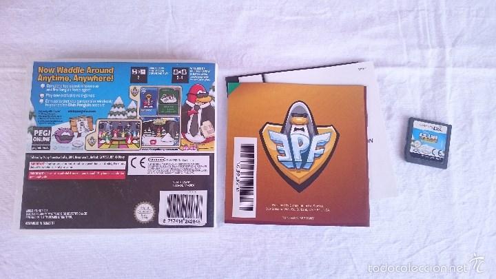 Videojuegos y Consolas Nintendo 3DS XL: DISNEY CLUB PENGUIN ELITE PENGUIN FORCE NINTENDO DS DSI 2DS 3DS XL PAL UK INGLÉS - Foto 2 - 57256379