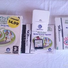 Videojuegos y Consolas Nintendo 3DS XL: MY HEALTH COACH MANAGE YOUR WEIGHT NINTENDO DS DSI 2DS 3DS XL PAL UK INGLES. Lote 57340071