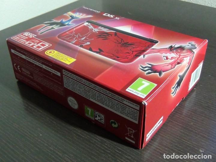 Videojuegos y Consolas Nintendo 3DS XL: Nintendo 3DS XL edicion pokemon XY - Rojo. - No ofertas - - Foto 6 - 126209227