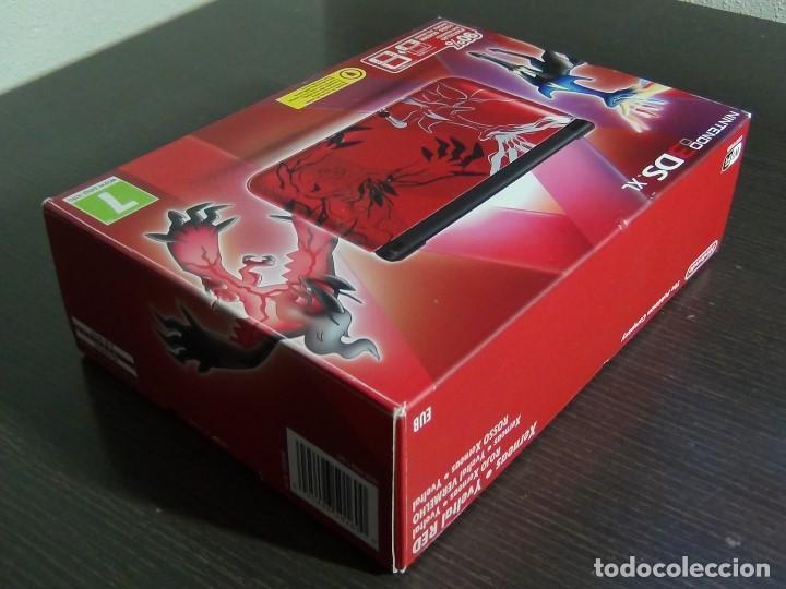 Videojuegos y Consolas Nintendo 3DS XL: Nintendo 3DS XL edicion pokemon XY - Rojo. - No ofertas - - Foto 7 - 126209227