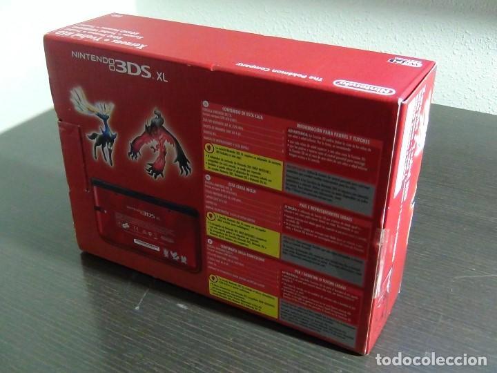 Videojuegos y Consolas Nintendo 3DS XL: Nintendo 3DS XL edicion pokemon XY - Rojo. - No ofertas - - Foto 9 - 126209227