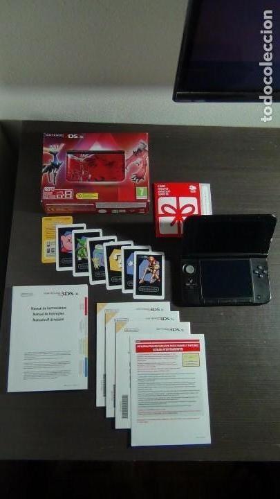 Videojuegos y Consolas Nintendo 3DS XL: Nintendo 3DS XL edicion pokemon XY - Rojo. - No ofertas - - Foto 14 - 126209227