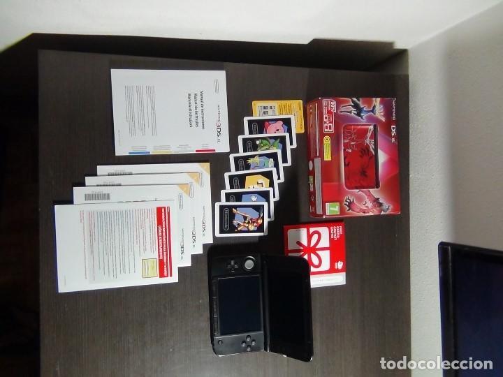 Videojuegos y Consolas Nintendo 3DS XL: Nintendo 3DS XL edicion pokemon XY - Rojo. - No ofertas - - Foto 15 - 126209227
