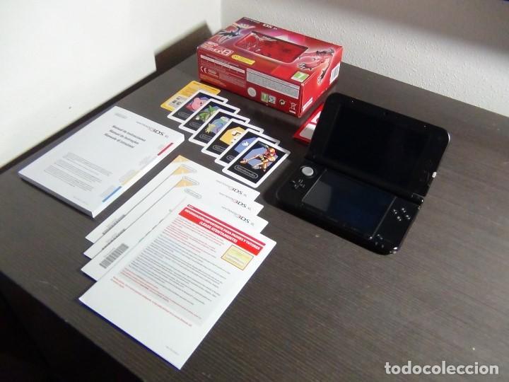 Videojuegos y Consolas Nintendo 3DS XL: Nintendo 3DS XL edicion pokemon XY - Rojo. - No ofertas - - Foto 16 - 126209227