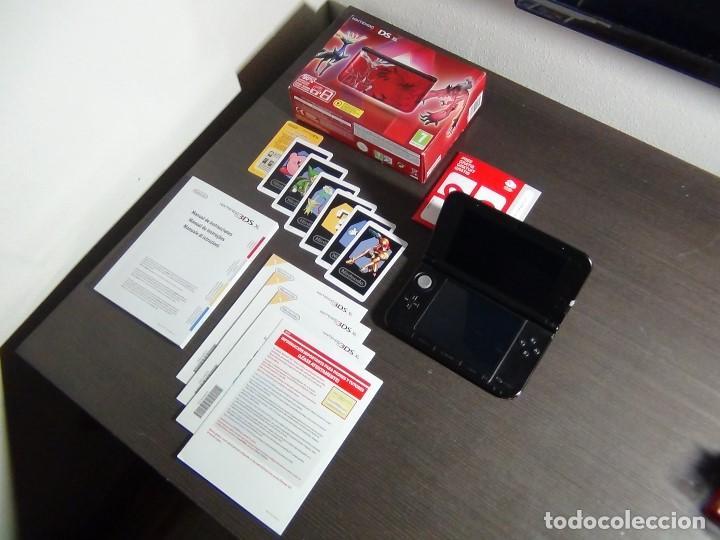 Videojuegos y Consolas Nintendo 3DS XL: Nintendo 3DS XL edicion pokemon XY - Rojo. - No ofertas - - Foto 17 - 126209227