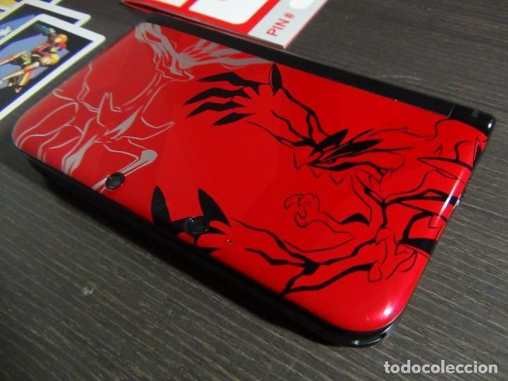 Videojuegos y Consolas Nintendo 3DS XL: Nintendo 3DS XL edicion pokemon XY - Rojo. - No ofertas - - Foto 18 - 126209227