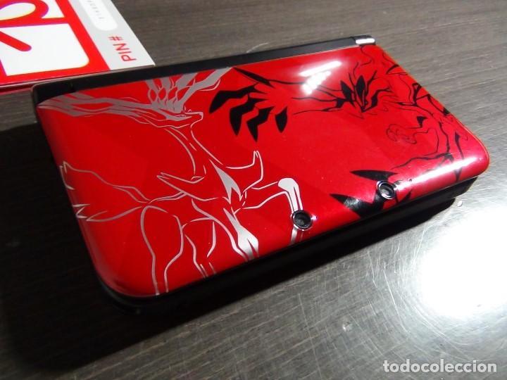 Videojuegos y Consolas Nintendo 3DS XL: Nintendo 3DS XL edicion pokemon XY - Rojo. - No ofertas - - Foto 19 - 126209227