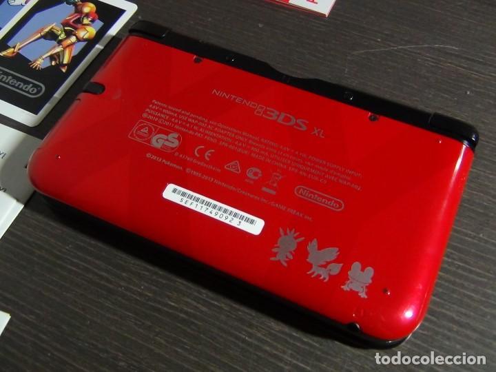 Videojuegos y Consolas Nintendo 3DS XL: Nintendo 3DS XL edicion pokemon XY - Rojo. - No ofertas - - Foto 22 - 126209227