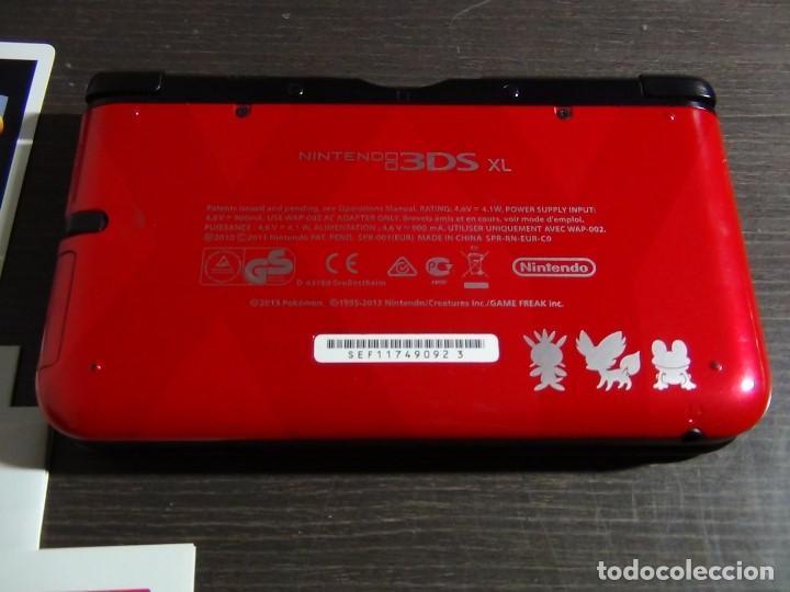 Videojuegos y Consolas Nintendo 3DS XL: Nintendo 3DS XL edicion pokemon XY - Rojo. - No ofertas - - Foto 23 - 126209227