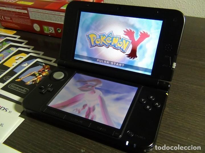 Videojuegos y Consolas Nintendo 3DS XL: Nintendo 3DS XL edicion pokemon XY - Rojo. - No ofertas - - Foto 24 - 126209227