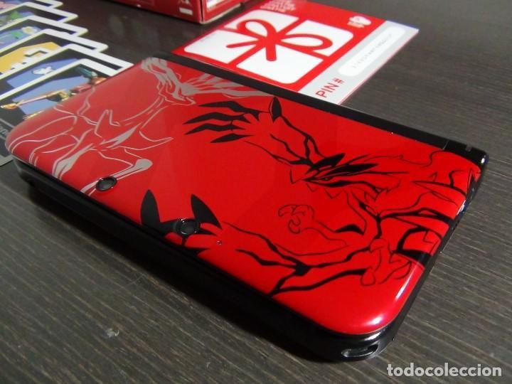 Videojuegos y Consolas Nintendo 3DS XL: Nintendo 3DS XL edicion pokemon XY - Rojo. - No ofertas - - Foto 3 - 126209227